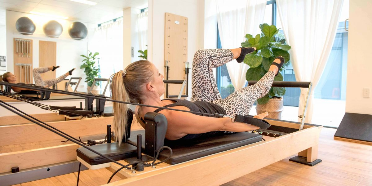 Pure Living Pilates Gold Coast Burleigh Exercise